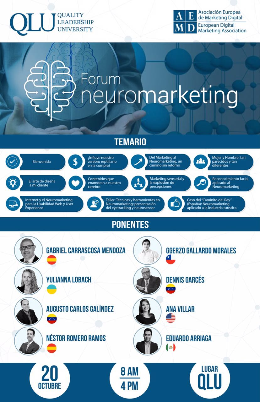 neuromarketing forum panama 2017